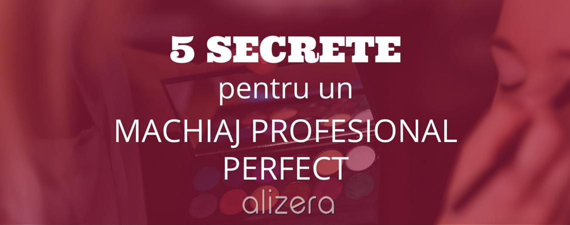 Cele 5 Secrete Ale Unui Machiaj Profesional Perfect Pentru Nuntă