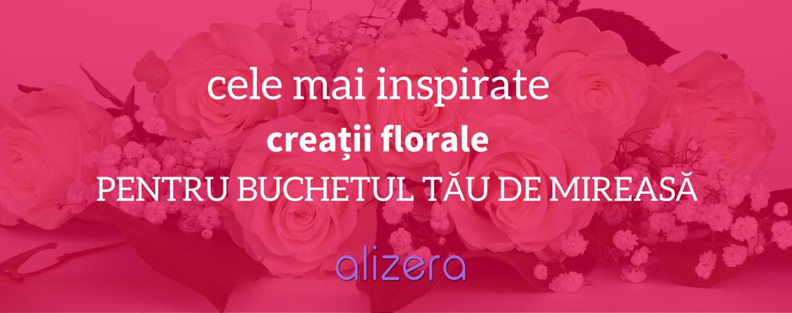 Cele mai inspirate creații florale pentru buchetul tău de mireasă