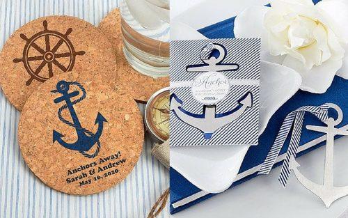 marturii nunta marinari navigatori - tema nautica