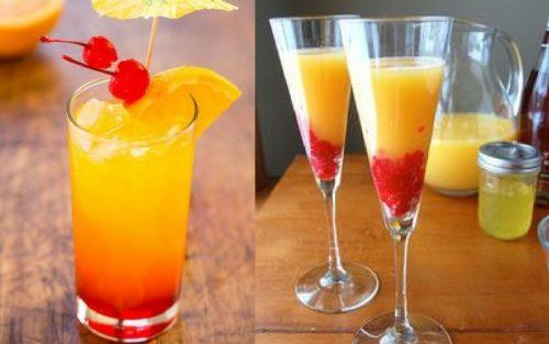 samapanie nunta 9 cocktail tequila sunrise