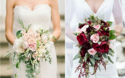 flori de nunta toamna