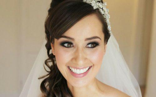machiaj nunta clasic- makeup natural