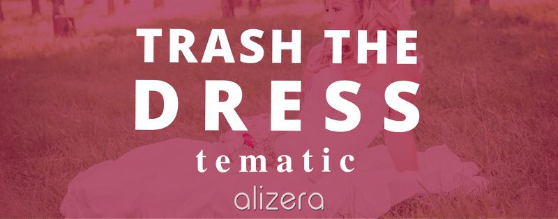 idei trash the dress constanta