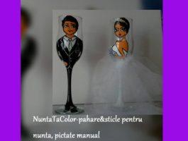 Pahare Miri - Nunta Ta Color Constanta