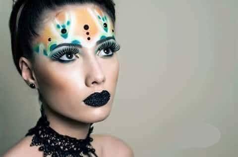 Make Up Mireasa Constanta By Luiza Alizera