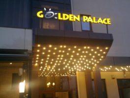 Restaurant Golden Palace Mamaia