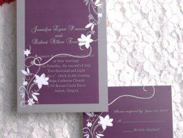 Invitatii si Marturii de nunta - Vlad Gina