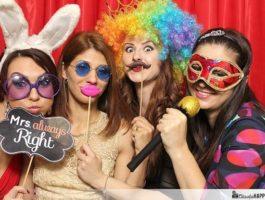 Photobooth Casuta Happy Foto