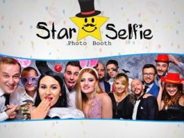 Cabina Foto Star Selfie Photobooth Constanta