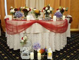 Decoratiuni nunta Dina Mariage Constanta