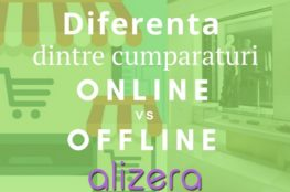 Diferenta dintre cumparaturi pentru nunta online versus offline