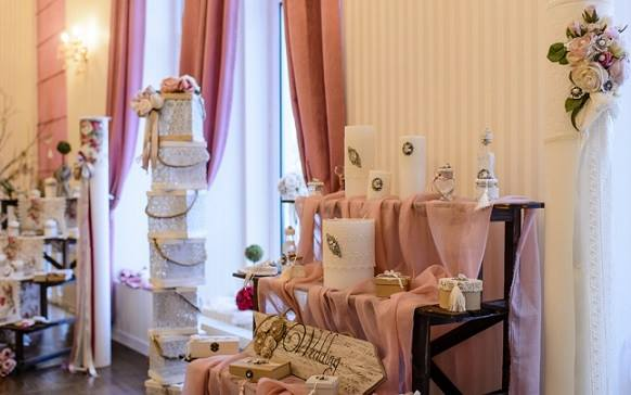 Lumanari personalizate nunta by Hera Constanta