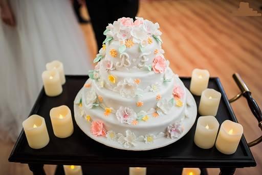 Tort nunta - Cofetaria Daisy Delices Constanta