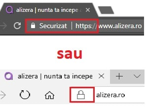 Website Securizat
