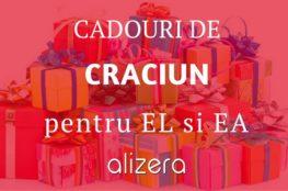 12 Cadouri de Craciun pentru el si ea