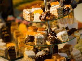 Candy Bar pentru nunta Cofetaria Daisy Delices Constanta