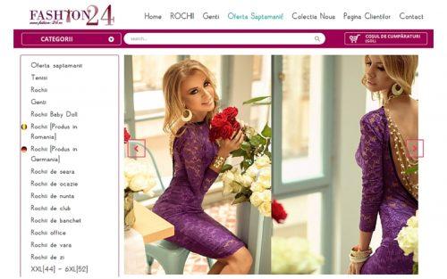 Fashion 24 - Rochii de seara ieftine