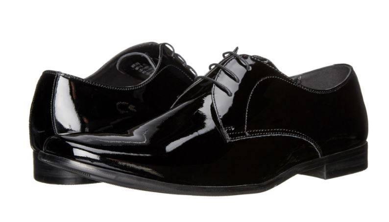 Pantofi mire din piele - b-mall