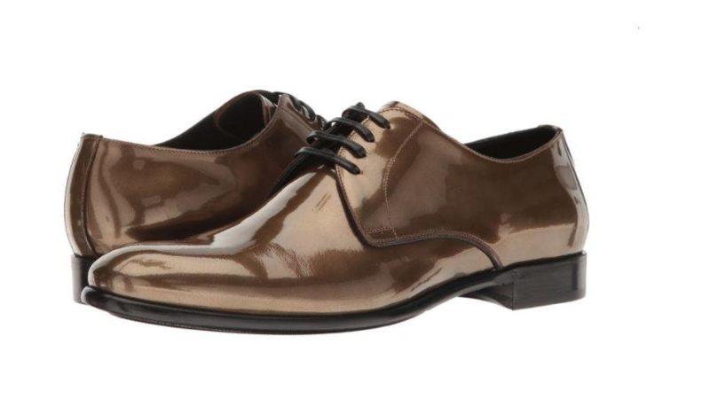 Pantofi mire din piele lacuita - BoutiqueMall