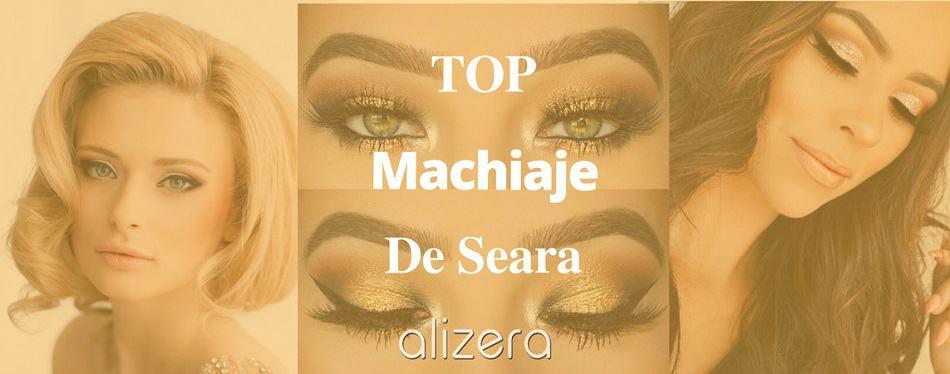 Machiaje de Seară - TOP Make-up 2018 pentru nuntă
