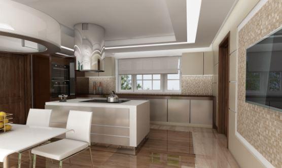Culoarea mobilierului alb, beige, gri sau negru
