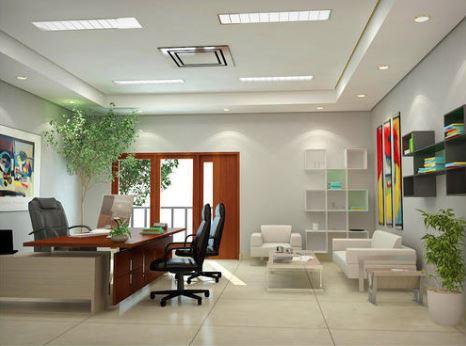 Culoarea peretilor si a mobilierului
