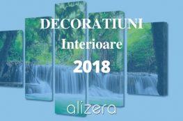 Decorațiuni Interioare 2018
