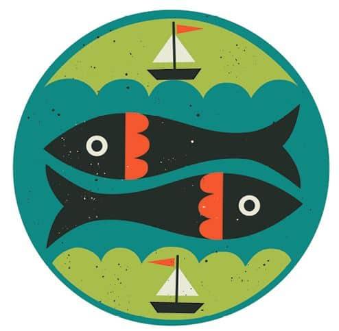 Zodia Pești a bebelușului