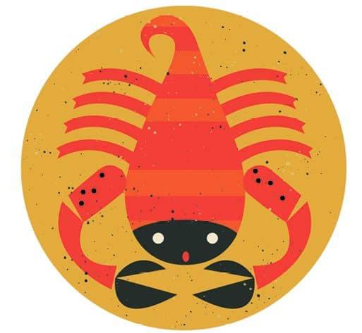Zodia Scorpion a bebelușului