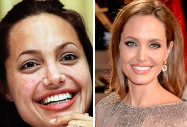 Angelina Jolie fără make-up