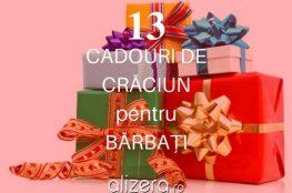 13 Cadouri de Crăciun pentru Bărbați - Idei
