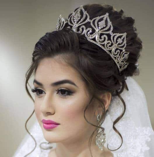 13 Coafuri Mireasă în 2019 Pentru Nuntă Alizera