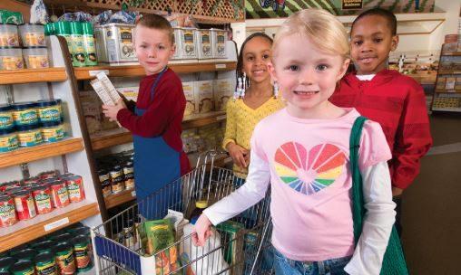 Manipularea copiilor pentru a te face sa cumperi