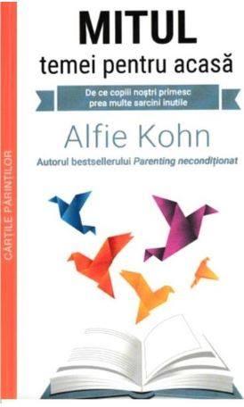Cartea Mitul temei pentru acasa